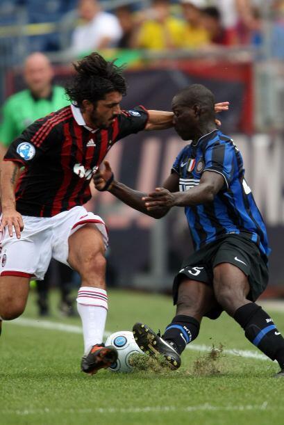 Desde que jugaba con el Inter de Milán, Balotelli ha expresado su amor p...