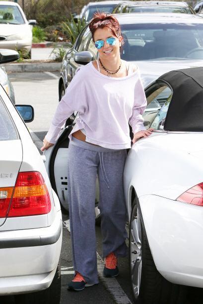 Independientemente de las 'libritas' de mas, no creemos que Britney haya...