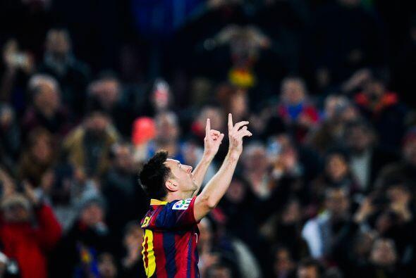 Messi jugó 30 minutos, dio 37 toques de balón, 19 pases bien, remató cua...