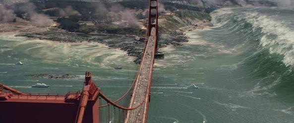 """""""San Andreas"""" (2015) mostró las tremendas consecuencias de un..."""