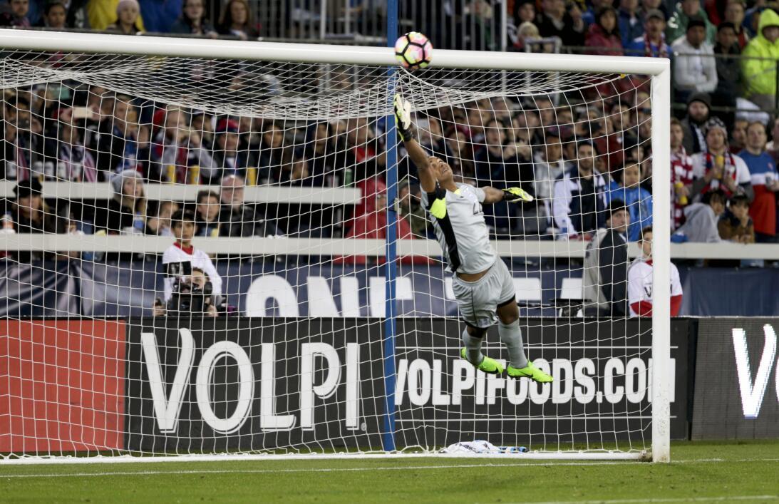 Estados Unidos da un golpe a de autoridad al golear 6-0 a Honduras 20170...