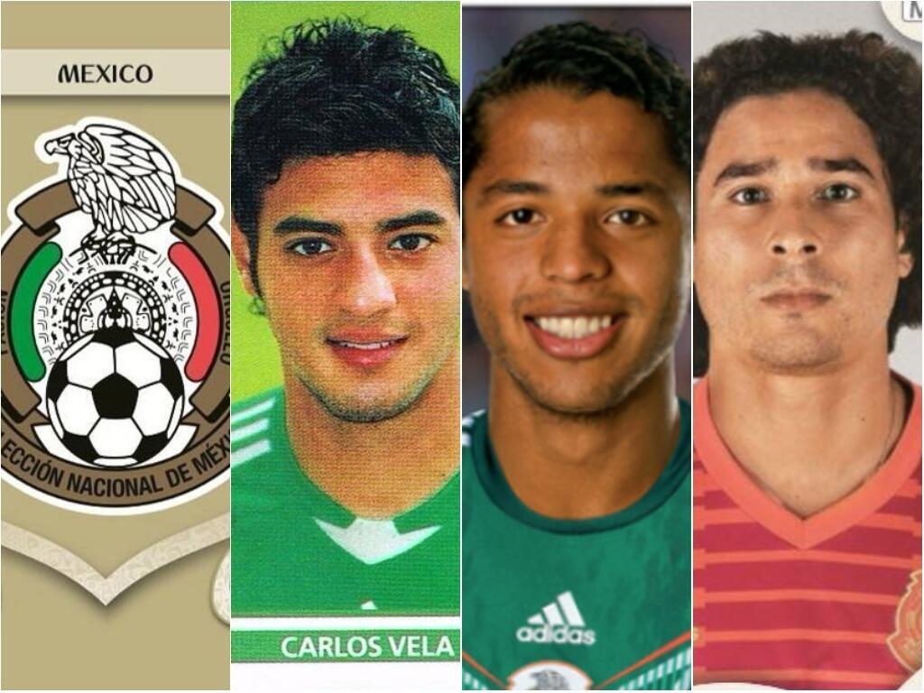 Así han cambiado Ochoa, 'Chicharito', Oribe y más jugadores del Tri entr...