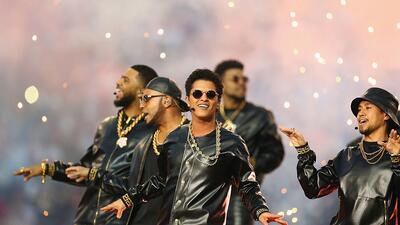 17 Gifs que prueban que Bruno Mars es el mejor bailarín de esta generación