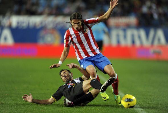 La fecha 13 de la Liga española tuvo el renacer del Atlético de Madrid.
