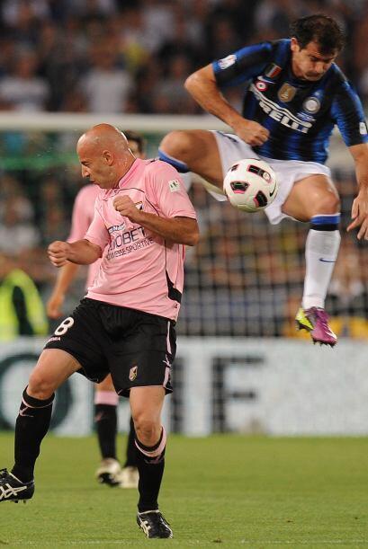 Con poco juego pero mucho corazón llegaría la reacción del Palermo.