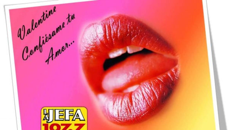 ¡La Jefa 107.7 te regala una noche totalmente VIP para el día de San Val...