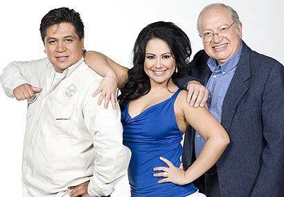 El novato Osvaldo Salinas, Samia y Eduardo Manzano te harán reír.