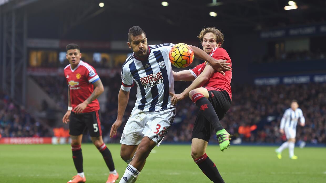 West Bromwich vs. Manchester United