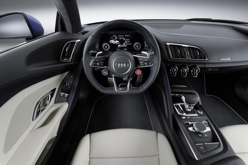 Audi llega a Los Angeles con sobrepeso de potencia en las maletas r81501...