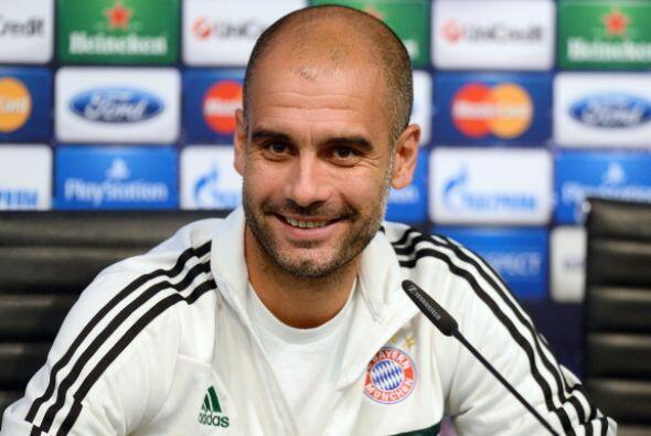 Guardiola debe estar más que agradecido con el Bayern de Múnich. Con la...