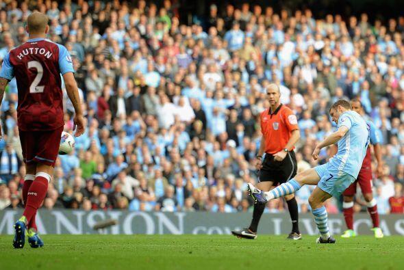 Y el 4 a 1 final lo anotó James Milner con un remate tremendo.