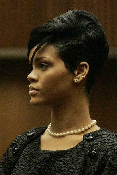 En ese entonces, Rihanna llevó las cosas a la corte y salió triunfante.
