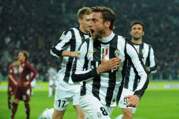 Pero Marchisio fue el autor de dos goles para dar forma al marcador fina...