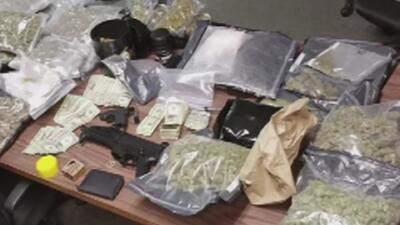 Una guardería era el almacén de armas y drogas de unos delincuentes en Carolina del Norte