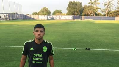 """""""Es un clásico México vs EEUU"""", hijo del 'Cabrito' Arellano, sobre el partido ante los canteranos de la MLS"""