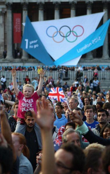 Sebastian Coe, presidente del comité organizador de Londres 2012, dijo h...