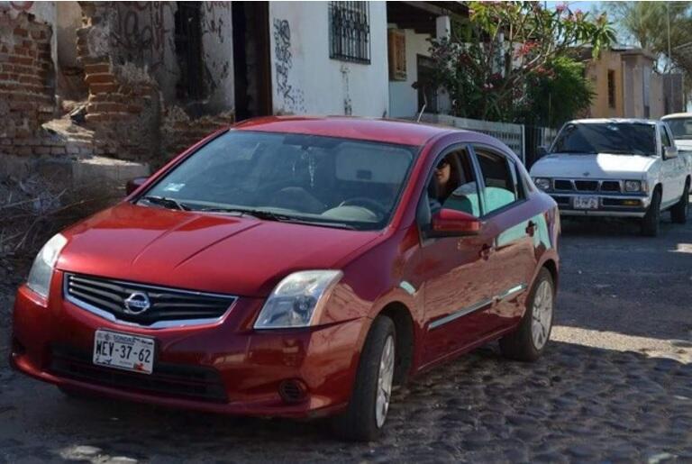 Supuesta Jenni Rivera en Hermosillo