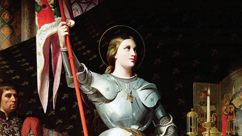 Juana de Arco - Ingres
