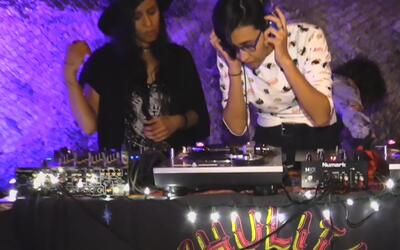 'Las Chulitas' una red nacional de mujeres latinas DJ
