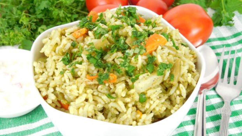 El arroz es un tipo de cereal que es el favorito en la cocina mundial.