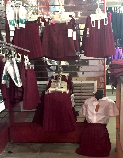 Entre los productos exclusivos para Cuba que se encuentran en la tienda...