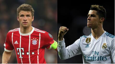 El futuro de ambos clubes podría estar en los botines de Thomas Müller o...