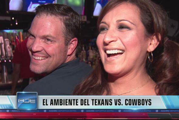 Terminamos con la tremenda victoria de los Texans ante los Cowboys ¡en s...