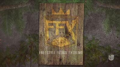 ¡Freestyle fútbol extremo! Un nuevo capítulo en el que los concursantes demostraron sus habilidades