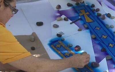 Celebran la Semana Santa en iglesia de Houston con una tradición guatema...