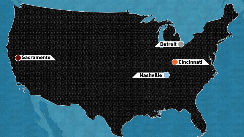 Día clave para la expansión en MLS: las cuatro sedes finalistas exponen...