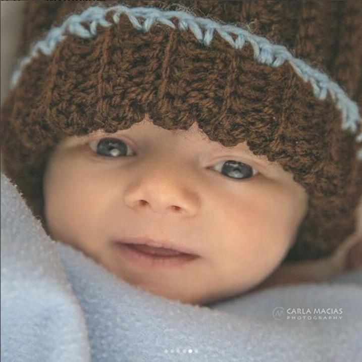 ¡Hola, Matías! Julián Gil se reunió por fin con su bebé para celebrar qu...