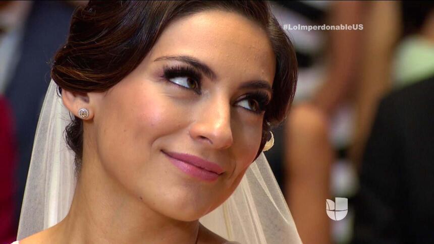 ¡Esa cara es de amor verdadero! ¿Aún dudas de ella, Martín?