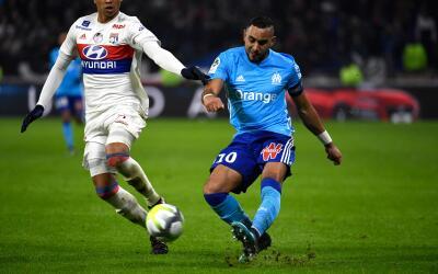 Lyon superó al Marsella