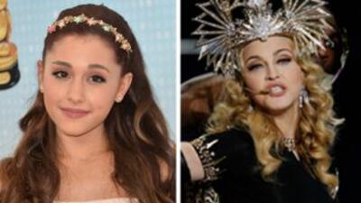 Ariana y Madonna están en la lista de artistas confirmados para la entre...