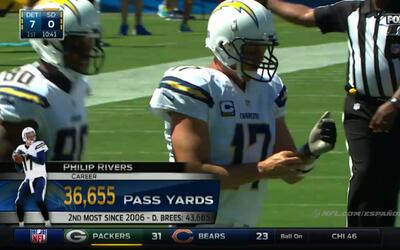 Philip Rivers highlights