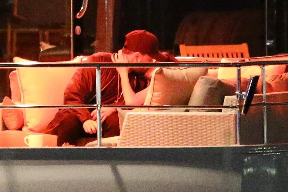 Selena Gomez y The Weeknd tuvieron una noche romántica en un yate para c...