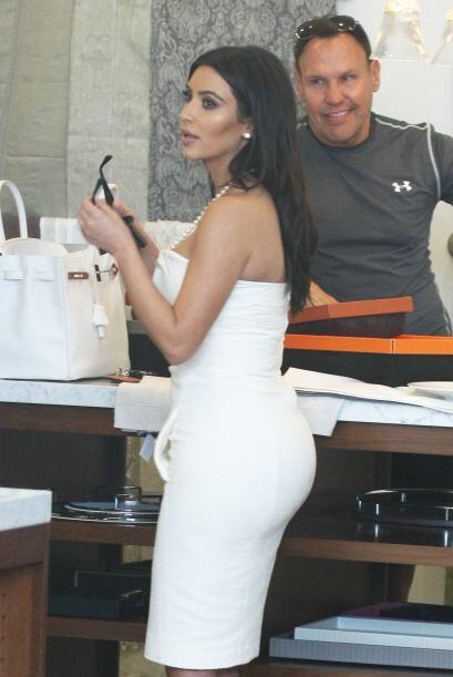 """En torno a la boda de Kim Kardashian se han desatado distintas """"leyendas..."""