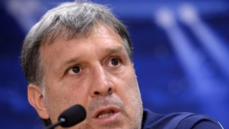 El entrenador argentino encuentra bien a sus jugadores, pero sabe que el...