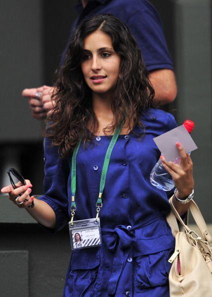 María Francisca Perello tiene una relación con el español Rafael Nadal.