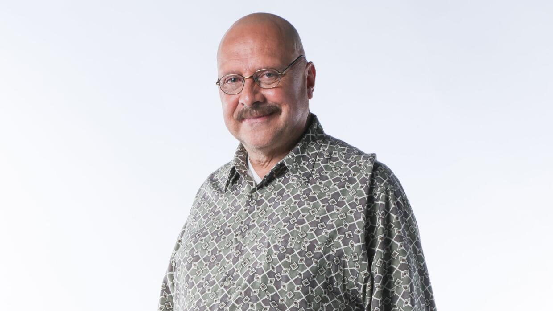 Javier Díaz Dueñas es Pete Salgado.