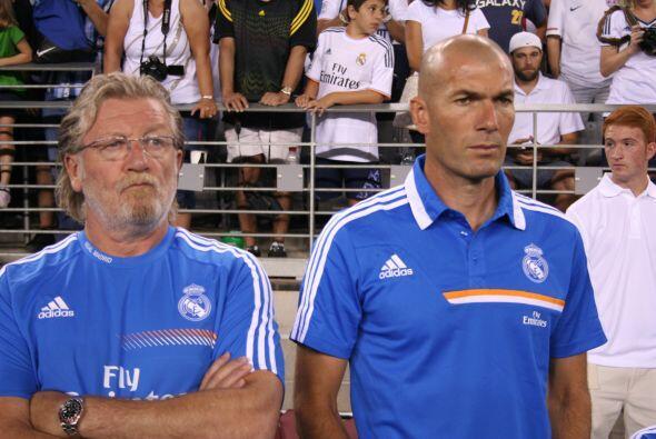 Real Madrid solventó con solidez y ráfagas de calidad el partido disputa...