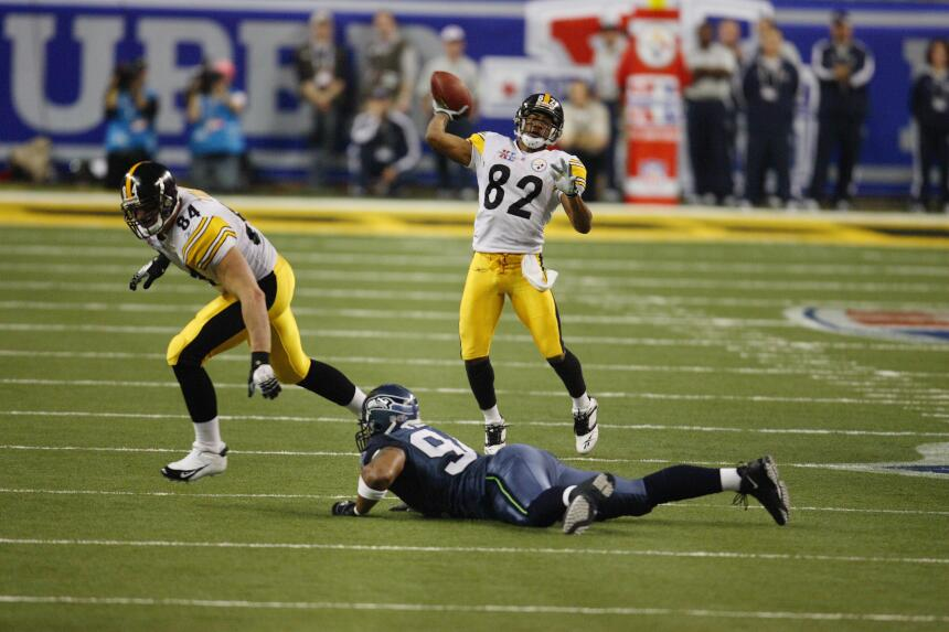 Recuerdo del Super Bowl XL: PIT-SEA