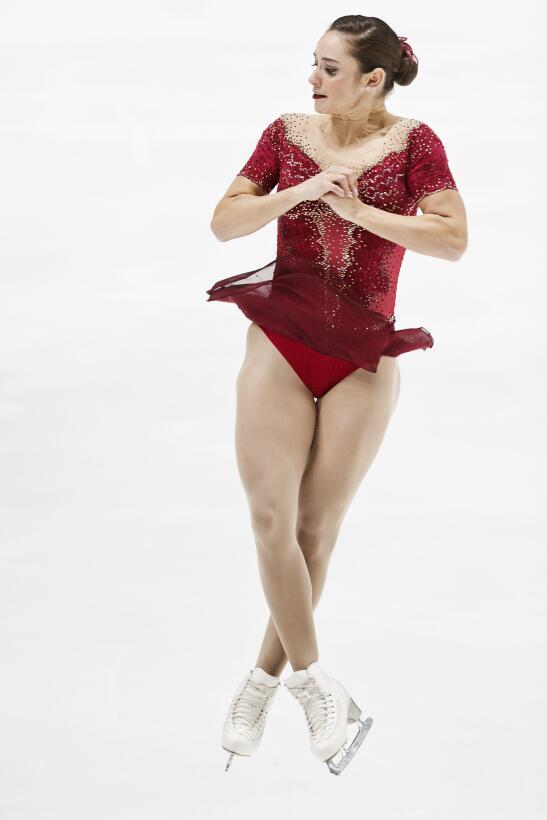 Belleza y capacidad en el patinaje artístico sobre hielo en Finlandia 9c...