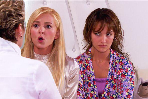 Intentaste poner orden Sofía, pero tu familia es igual que t&uacu...