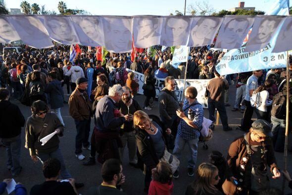 Se estima que fueron alrededor de 200 desaparecidos en la dictadura.