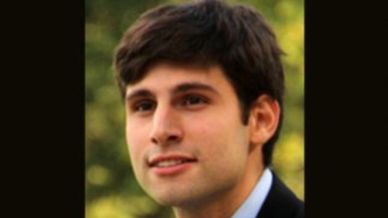 Ben Simon, fundador y Director Ejecutivo de Food Recovery Network.