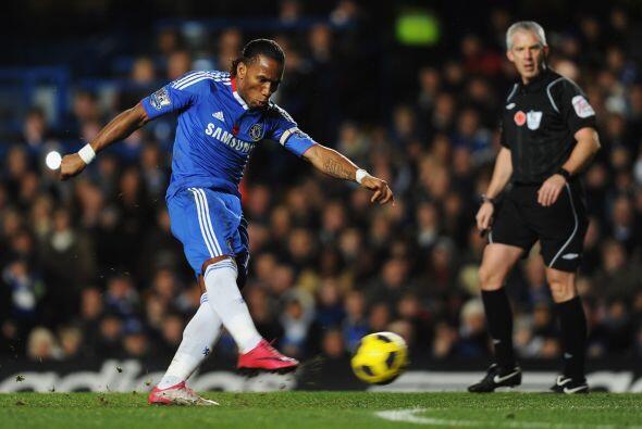 Didier Drogba fue de los jugadores más criticados.