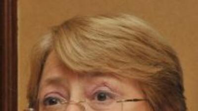 La ex presidenta chilena Michelle Bachelet dijo que dejará la agencia ON...