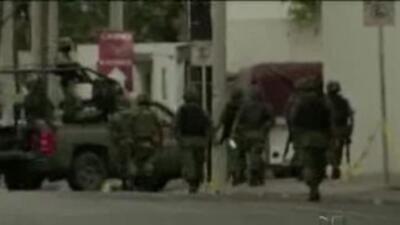 Llegaron reesfuerzos policiales a Monterrey, Nuevo León