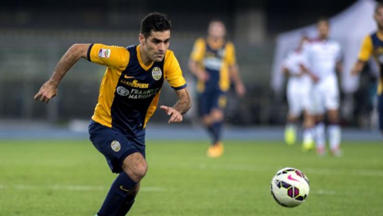 El central mexicano disputó los 90 minutos en el triunfo sobre Parma.